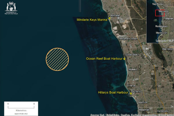 New Reef for Perth