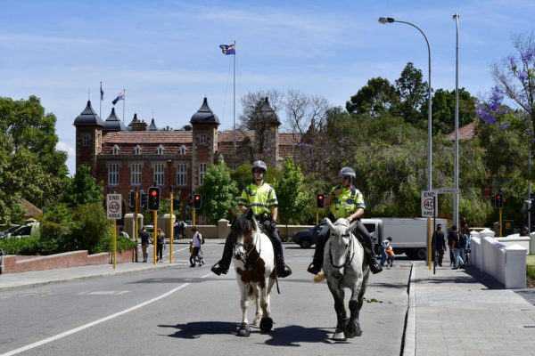 WA Police prepare for holiday celebrations