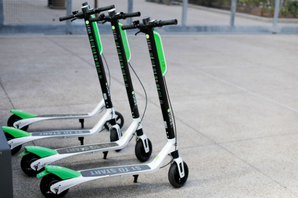 Lime launches in Perth