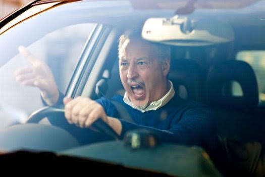 What would you do in a road rage incident?