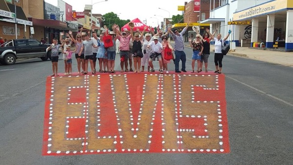 Australia's own Elvis festival kicks off