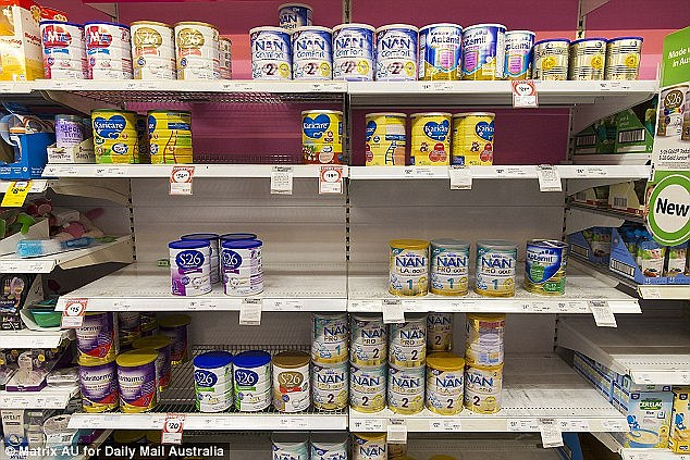 The Plan to End Baby Formula Supermarket Wars