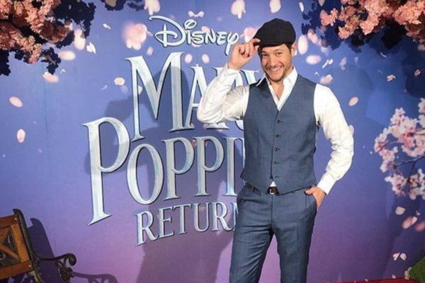 Rob 'Millsy' Mills raves about Mary Poppins Returns