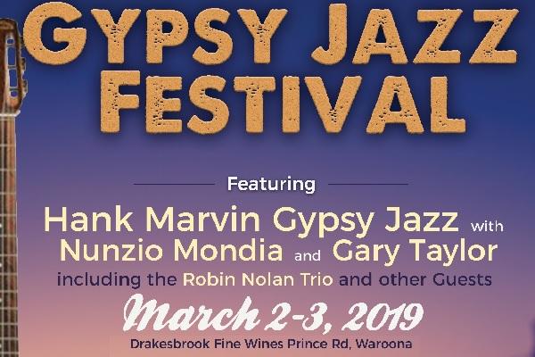 The WA Gypsy Jazz Festival
