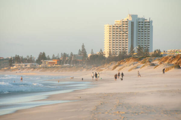 Article image for 'Gold Coast of the West' may be on the cards