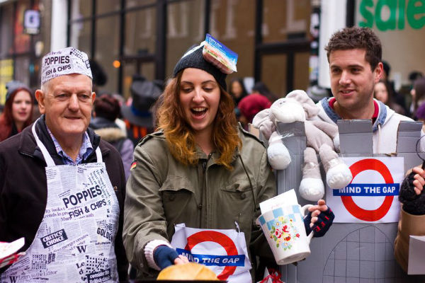 The pancake race that wasn't