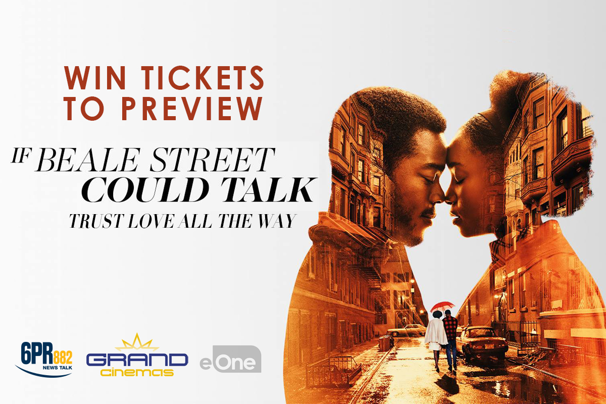 Win Tickets To Preview If Beale Street Could Talk