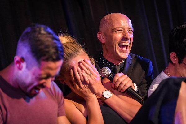 Hypnotist & Fringe World veteran Matt Hale is back and more 'bonkers' than ever