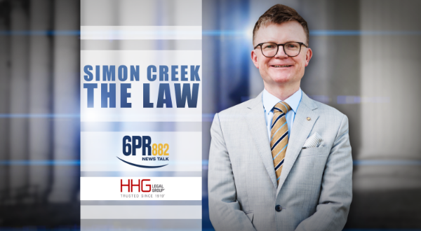The Law with Simon Creek