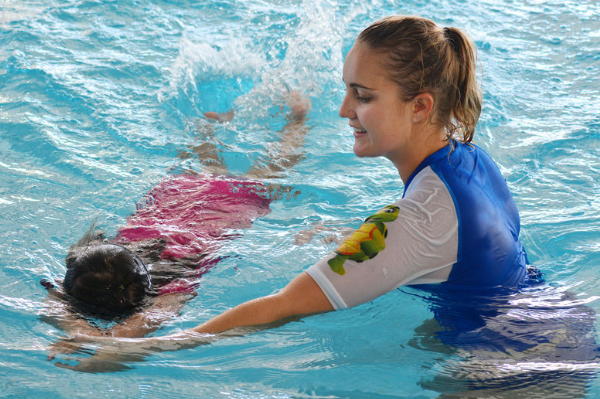 Swim Safety Book Free for Parents of Newborns