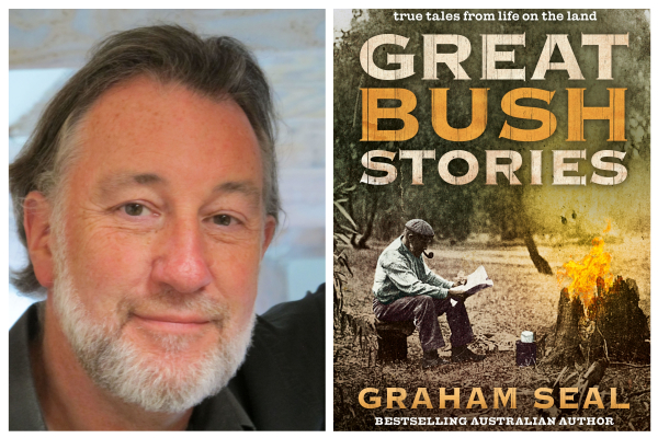 Author Graham Seal on his book Great Bush Stories