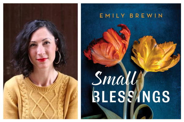 Author Emily Brewin on her new novel Small Blessings