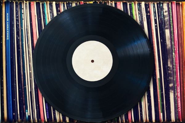 vinyl is making a come back