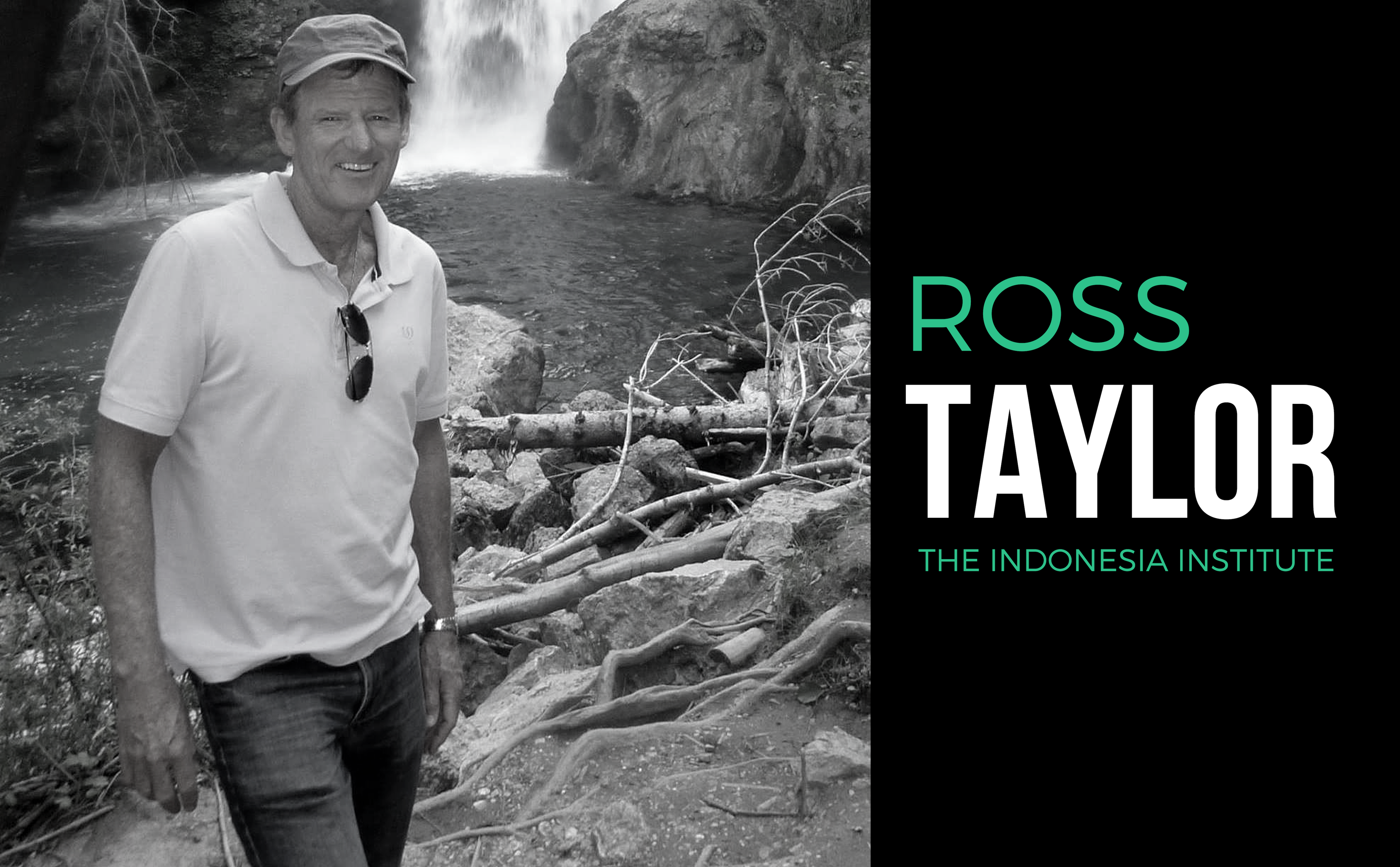 Ross Taylor – The Indonesia Institute