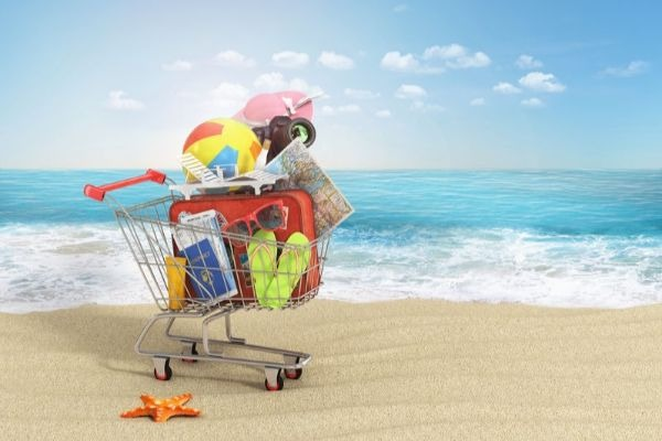 Come shopping with our Travel Bug