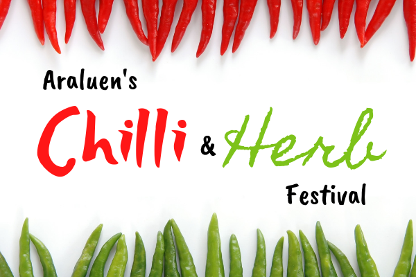 The Heat is On! – 2019 Chilli & Herb Festival