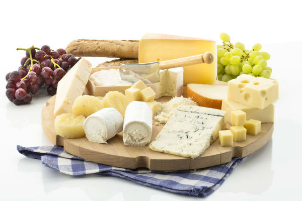 Yes, there is a Cheese week!