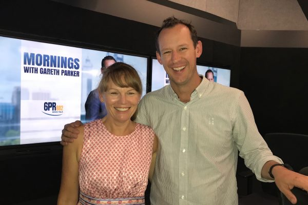 Dietitian Julie Meek on Mornings