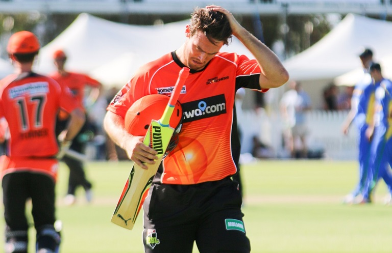 Mitch Marsh suffers severe groin injury