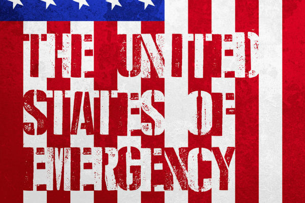 Is there REALLY…  a National Emergency in the USA?