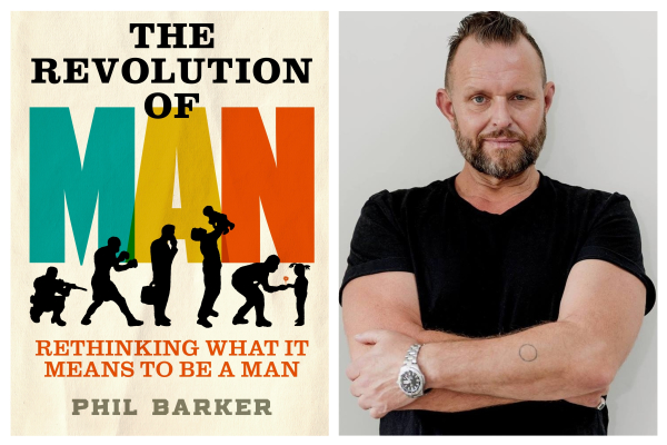 Author Phil Barker on his new book The Revolution of Man