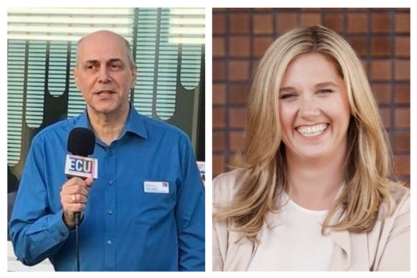 The Thursday Panel with Meg Coffey and David Smith