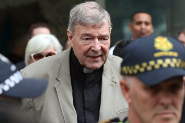 Article image for George Pell appeal granted