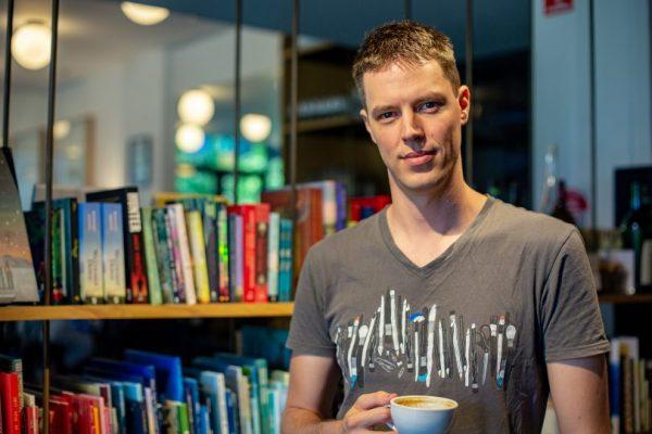 Author Jack Heath on YA Novel, 'Hunter'