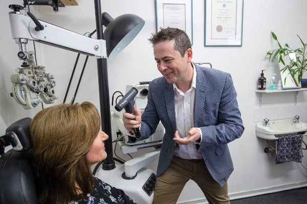 When did you last have your eyes checked?