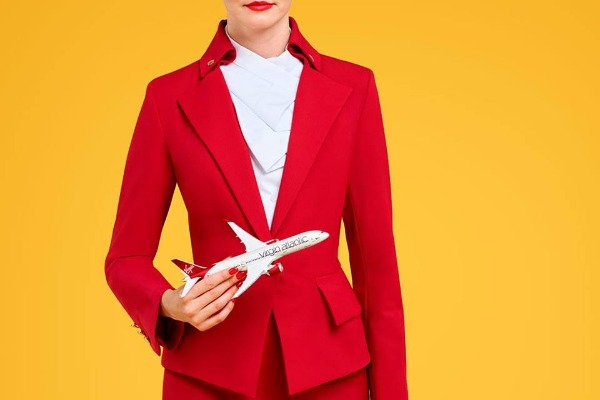 Virgin Atlantic chucks its make up rules for flight attendants