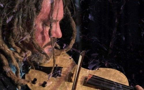 Violin virtuoso Rupert Guenther brings the blues to Perth Tonight
