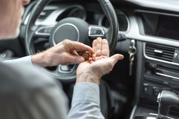 Are you okay to drive on your medication?