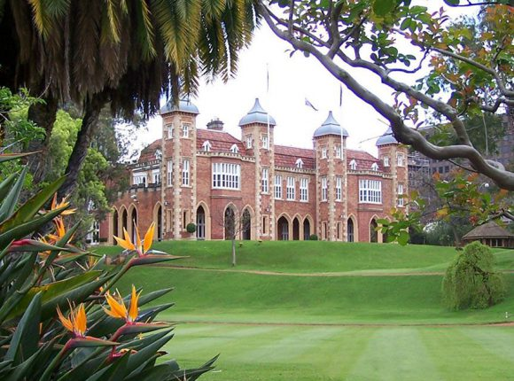 Is Government House turning into a hotel?