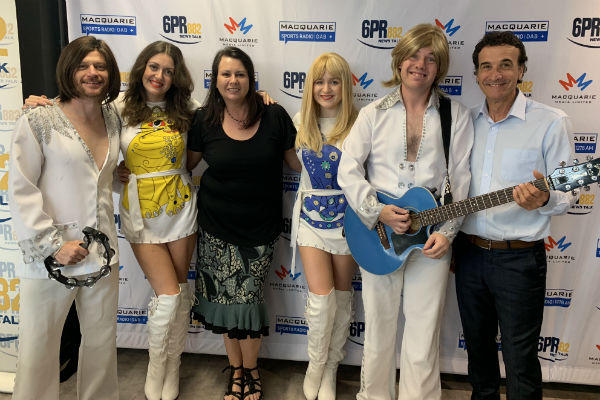 The ABBA Show in Town