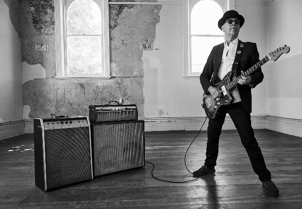 Russell Morris brings the blues to Perth Tonight