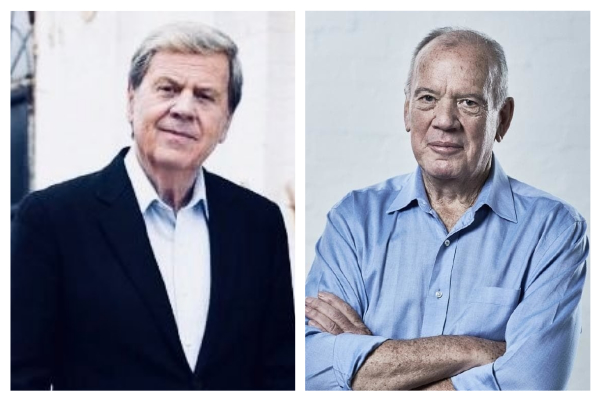 Ray Martin remembers his long-time colleague Mike Willesee