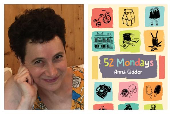 Author Anna Ciddor on her new book 52 Mondays