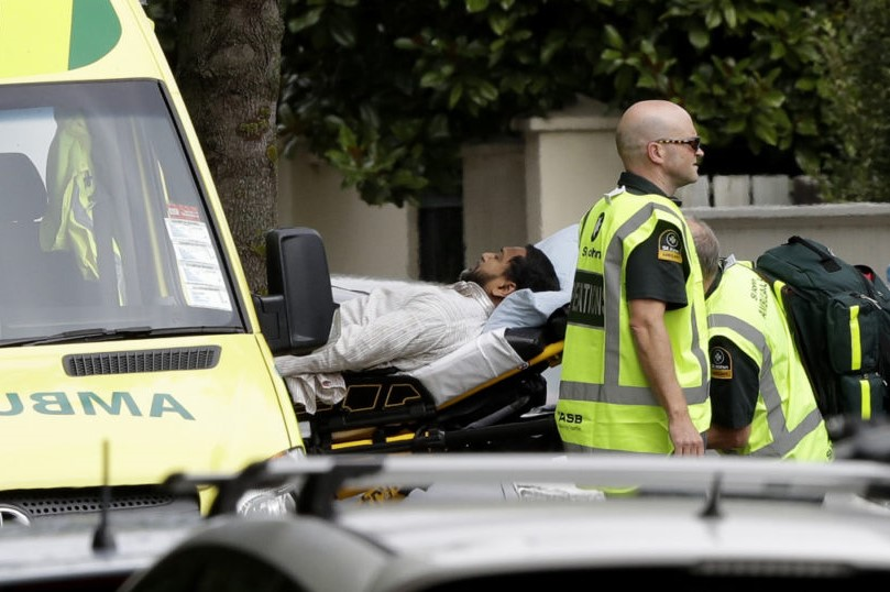Christchurch death toll now 50, 12 in critical condition