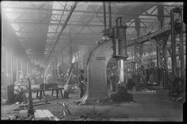 Were you at the Midland Workshops?