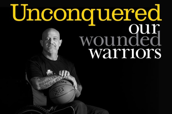 Unconquered: a new book on the power of sport and the unquenchable spirit of our veterans