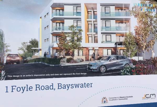 "Bayswater gets apartments to ""attract people of diverse backgrounds"""