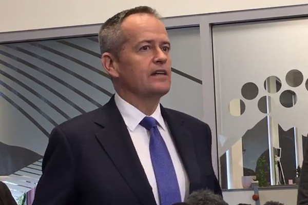 Article image for Shorten faces more pressure over superannuation gaffe