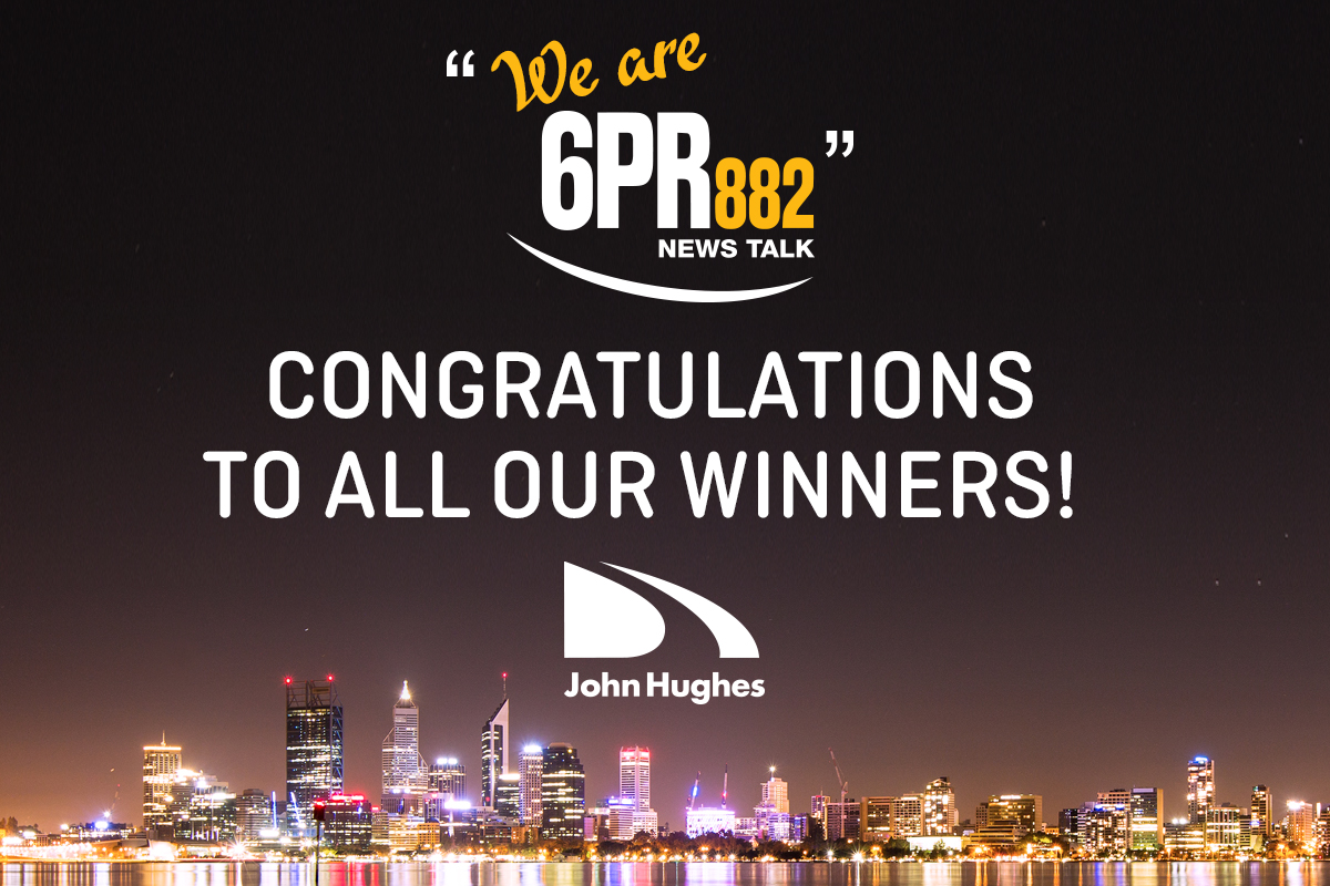 """We Are 6PR""….some of our favourite reactions from happy listeners!"