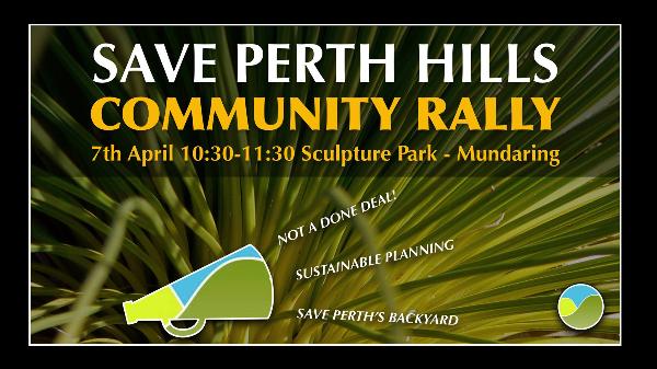 Hills residents rally against dangerous development
