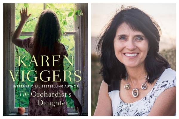 Karen Viggers author of The Orchardist's Daughter