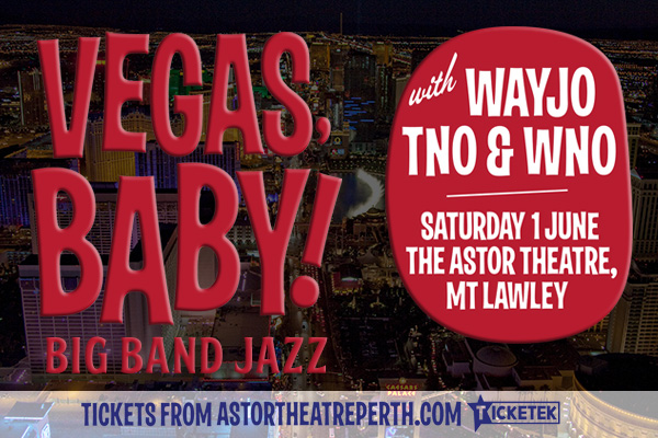 WAYJO presents Vegas, Baby!