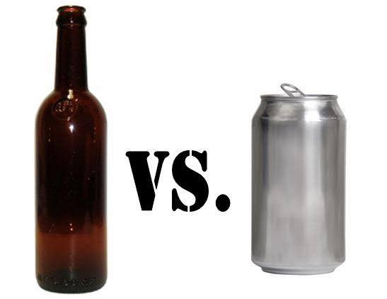 Beer – can or stubbie?