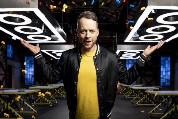 Article image for Lego fun for all… Hamish Blake