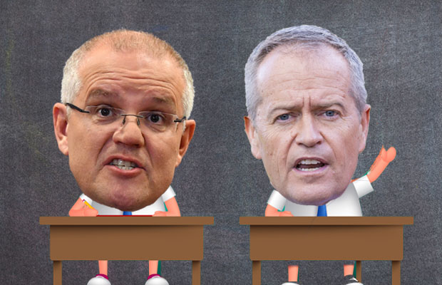 Article image for Election 2019: The Morrison/Shorten report card — Week 2