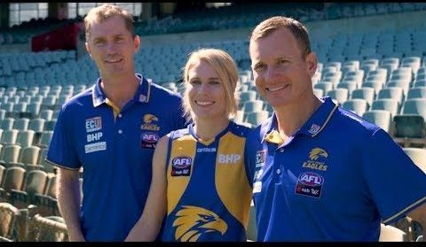 Former Docker now an Eagle